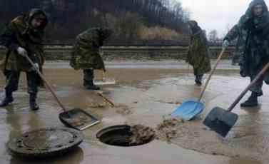 RHMZ UPOZORIO NA OPASNOST OD POPLAVA: Rastu vodostaji na ovim rekama, mogle bi da se i izliju!