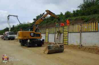 Radovi na desnoj traci puta Batočina – Kragujevac biće gotovi do kraja juna
