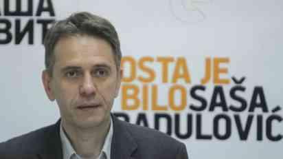 Radulović: Nismo svi isti, ja ću sve što kažem i uraditi