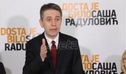 Radulović podsetio na neispunjeno obećanje o FAP-u