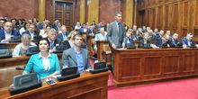 Rasprava o amandmanima na Zakon o ministarstvima