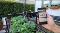 Robot i za uzgajanje povrća