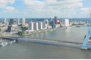 Roterdam, najveća evropska luka