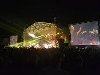 Rundek održao koncert za kraj Nišvila