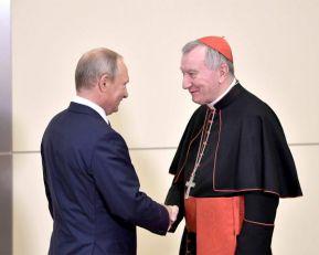 Rusija ceni konstruktivni dijalog s Vatikanom