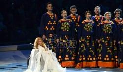 Rusija odbila predlog Evrovizije da učestvuje preko satelita