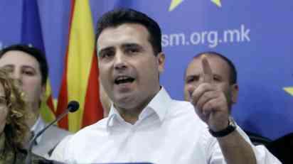 Zaev demantuje dogovor da Srbi budu optuženi za genocid