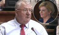 ŠEŠELJ PORUČUJE IZ SKUPŠTINE: Kod Kolinde ću otići kao predsednik Srbije