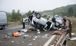 STRAVIČAN UDES: Poginula majka, a uhapšena ćerka koja je vozila Opel, još petoro povređeno (FOTO)