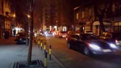 SUDAR U VENIZELOSOVOJ Blokirana saobraćajna traka ka Francuskoj ulici