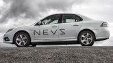 Saab nastavlja da živi, ali samo u Kini