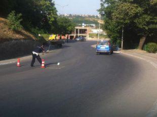 Saobraćajka Prokuplju, povređen vozač motokultivatora