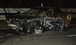 Saobraćajna nesreća u Nišu! Direktan sudar dva vozila, ima povređenih!