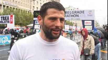 Šapić popravio lični rekord:Trčanje preporučujem svima