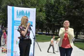Servis podrške gluvim i nagluvim roditeljima i uključivanje u život zajednice