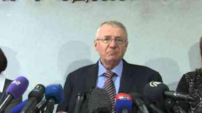 Šešelj: Ulazim sa Vučićem u drugi krug predsedničkih izbora