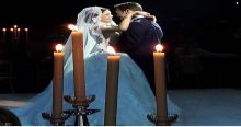Severina i Igor slave prvu godišnjicu braka (foto/video)