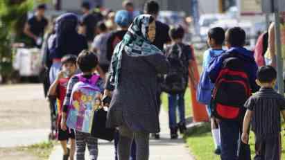 Sirijske izbeglice u SAD nadaju se miru u Siriji