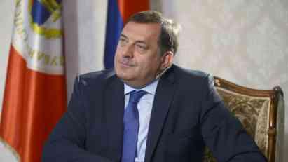 Sjedinjene Države uvele sankcije Miloradu Dodiku