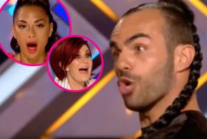 Slavko Kalezić šokirao žiri britanskog X Factora