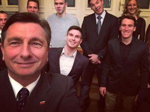 Slovenija ima Instagram predsednika!