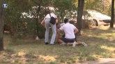 Snimak hapšenja, osumnjičeni vikao Zovite policiju VIDEO