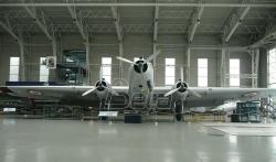 Spasen poznati hangar iz filma Kazablanka