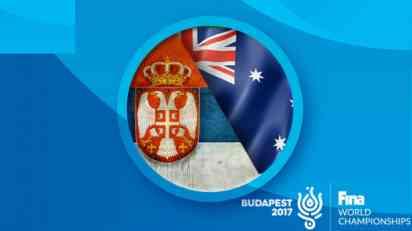 Srbija protiv Australije u borbi za polufinale