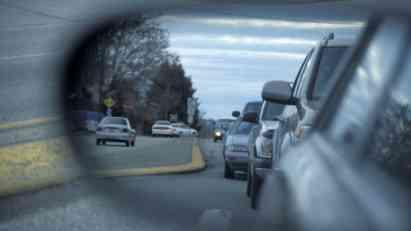 Stanje na putevima: I dalje gužve