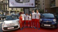 Štefanek i Vaterpolo savez dobili nove automobile Fijat 500L