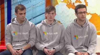 Studentima iz BiH i Sandžaka prvo mjesto na Microsoftovom takmičenju