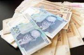 Sutra počinje isplata penzija za avgust