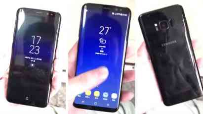 Sve je otkriveno: Ovako izgleda Samsung Galaxy S8 (VIDEO)