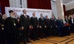 Svečanost u ruskoj ambasadi: Odlikovani srpski vojnici