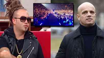 TUĐE, SLAĐE: Rasta u novi spot stavio kadrove sa koncerta Bobana Rajovića pred 18.000 ljudi! (VIDEO) (FOTO)