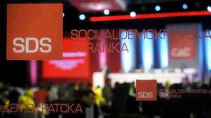 Tadić: SDS podržao kandidaturu Vuka Jeremića