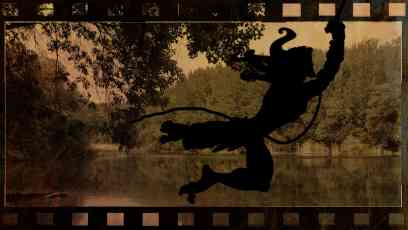 Tarzan na srpski način: Kako su jedan trgovac i učenik Bogoslovije snimali film o kralju džungle