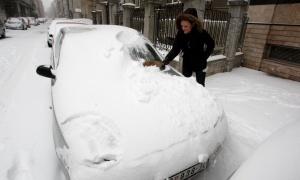 Temperaturni obrt: Prvo 20 stepeni, a onda snežne padavine! (TABELA)