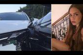 Terzićeva ćerka doživela saobraćajnu nezgodu, pa ODMAH odjurila, šokiraćete se kada vidite gde! (FOTO) (VIDEO)
