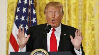 Tramp želi da ojača nuklearni arsenal SAD