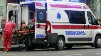 Tri udesa u Beogradu, petoro povređenih