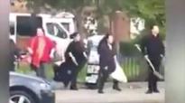 Tuča vilama i motkama na sahrani! VIDEO