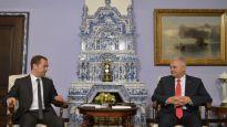 U Moskvi razgovori turskog i ruskog premijera