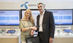 U Telenor banci otvoreno 300.000 tekućih računa