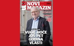 U novom broju nedeljnika Novi magazin pročitajte...