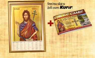 U petak poklanjamo poster ikonu i dodatak Sveti Jovan