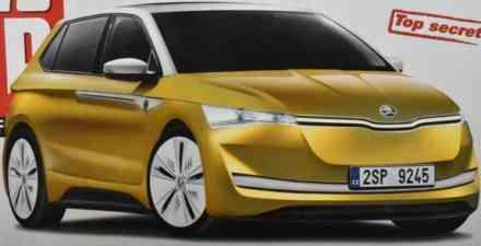 U planu i Škoda Felicia E