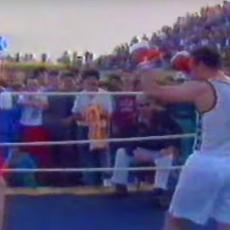UBI ME BUDALA! Dva slavna DOMAĆA PEVAČA žestoko se PESNIČILI u ringu - a na kraju... (VIDEO)