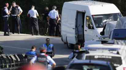 Ubijen glavni osumnjičeni za napad u Barseloni