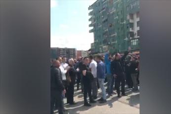 Ustali protiv Rame: Hiljade blokirale puteve VIDEO